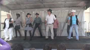 Danse country